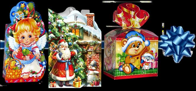 Как выбрать и купить сладкие подарки детям на Новый Год