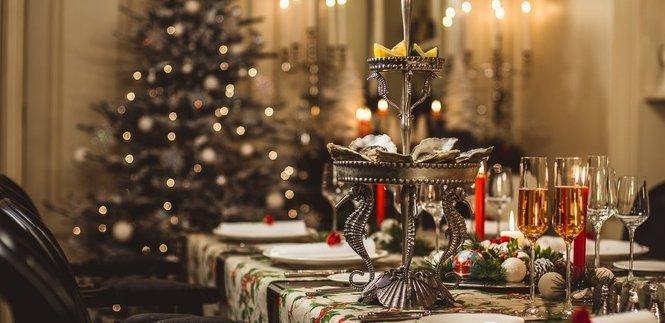 Заказать столик на новогоднюю ночь