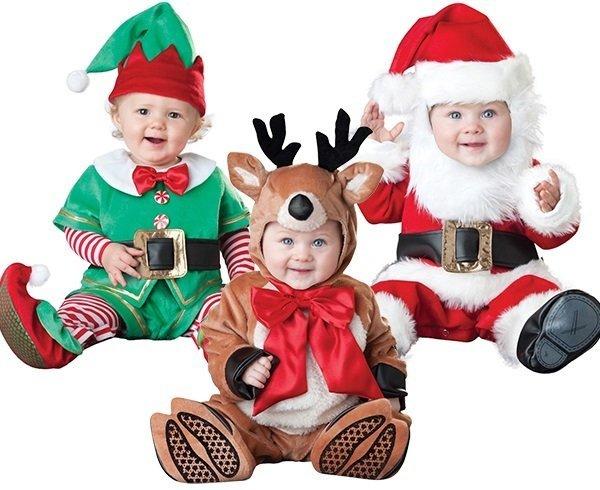 Детские костюмы на новый год 2018 фото
