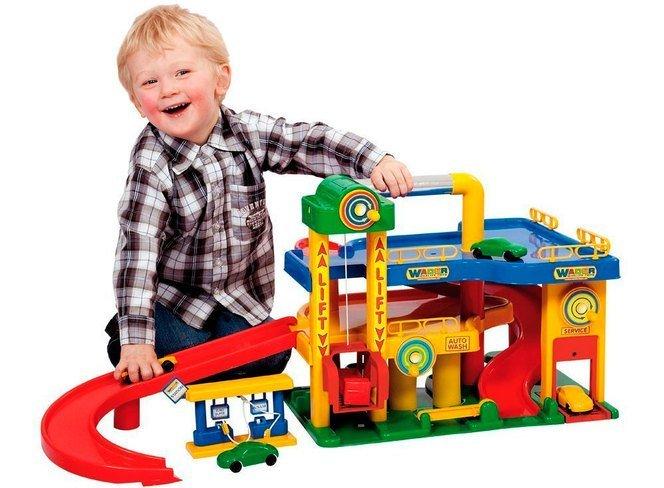 изображение оригинальный новогодний подарок малышу