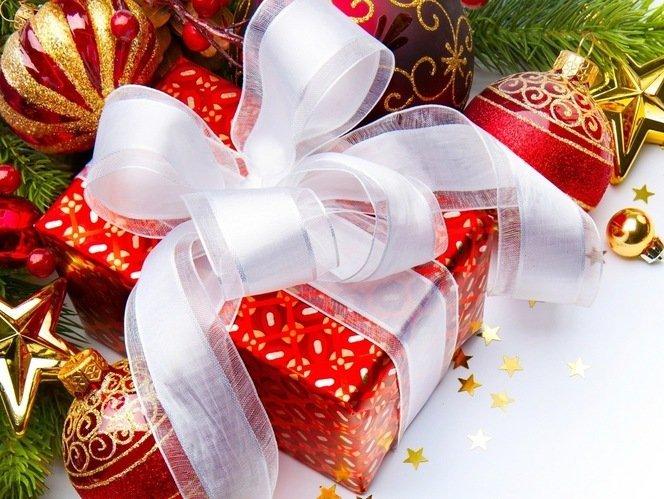 Идеи новогодних подарков 2017-2018